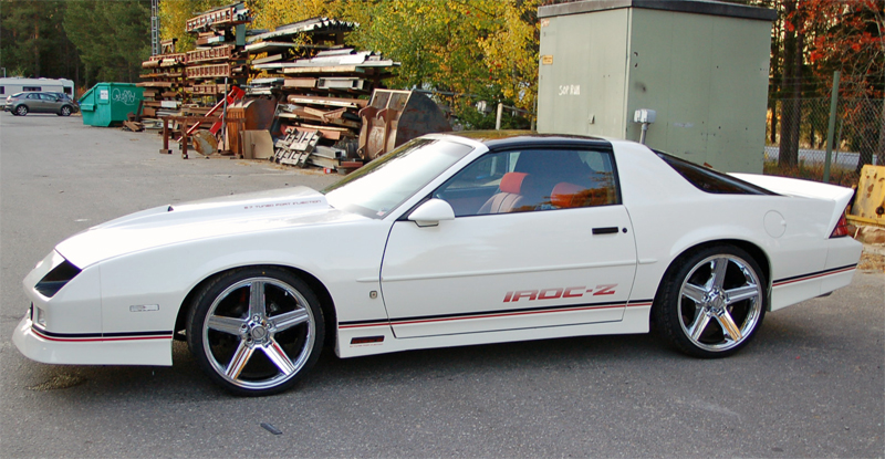 Iroc Rims 20 Back 18 Front Third Generation F Body Message Boards